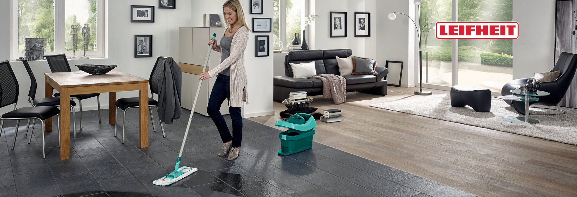 Clean home : Cleaning products by Leifheit - a clean solution for every task Floor Care &  Cleaning, Window  cleaning, Cleaning detergents, Gloves & Cloths
