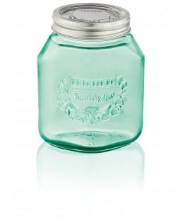 Leifheit Preserving Jar, 1.0 Litres, Jun..