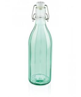 Leifheit Faceted Glass Bottle, 500 ml, J..
