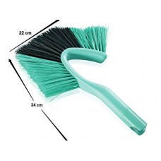 Leifheit Dust Broom Dusty Hand (Green / Black)
