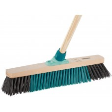 Leifheit Outdoor Broom Xtra Clean 50cm with Handle