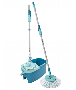 CLEAN TWIST Ergo Disc Mop Set