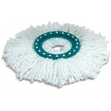 Leifheit Replacement head clean Twist Disc Mop