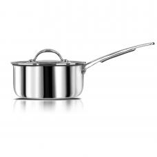 Artisan Sauce Pan + Lid - 14cm (Triply)