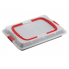 Dr. Oetker Baking Tray  with transport c..