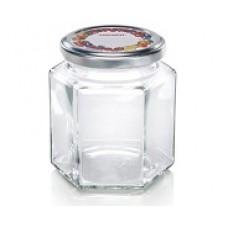 Leifheit Hexagonal Jar 314 ml set of 6