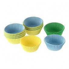 Dr.Oetker paper cases multicolored (yell..