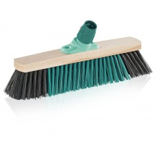 Leifheit Outdoor Broom Xtra Clean 40 cm Head