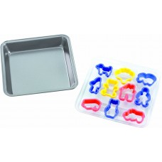 Kids baking set cookies