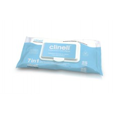 Clinell Continence Care Wipes
