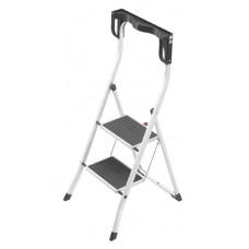Hailo Safety ErgoPlus steel folding step..