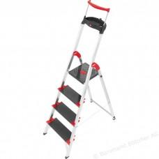Hailo 8894-001 XXR 225 ChampionsLine 225 kg Capacity Aluminium Deluxe Comfort Steps (4 Steps) by Hailo