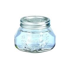 Leifheit Preserve jar 1/2 L .Set of 6 no..