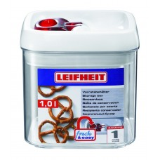 Leifheit Fresh & Easy Storage square design 1.0 L