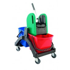 Leifheit Professional Cleaning Cart DUO