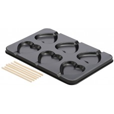 Dr. Oetker  Lolly Baking Tray  Heart