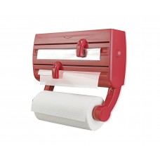 Leifheit Roll holder Parat F2 Red