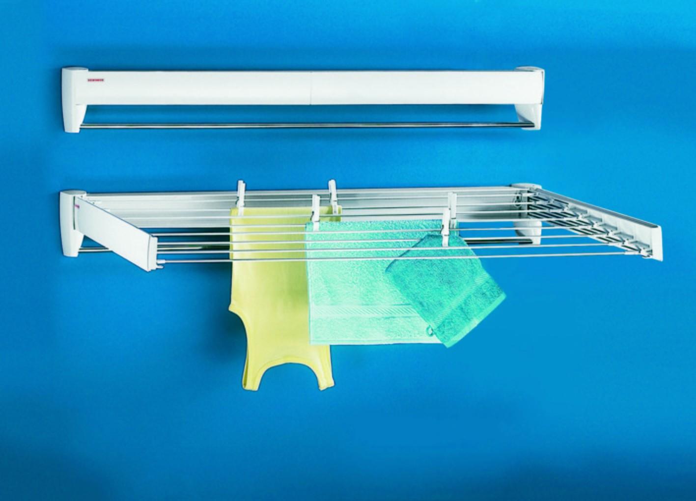 Leifheit Wall Dryer Telegant 81 Protect Plus