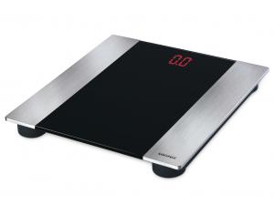 Soehnle 63536 Linea Digital Scale, Silver/Black