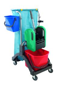 Professional Cleaning Cart Classic