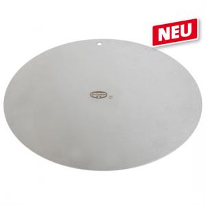 Dr.Oetker Decorating  and transportation  plate stainless steel Ø 32 cm